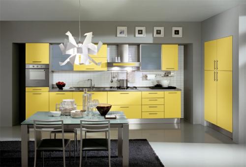 gelbe stuhle passen zu welcher kuche | wilbarcol ? timeschool.info