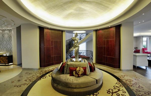 Möbe Wartezimmer gepolstert bequem sofa utopian lifestyle