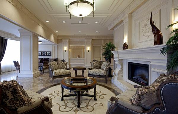 Möbel fürs Wartezimmer, die großartig aussehen