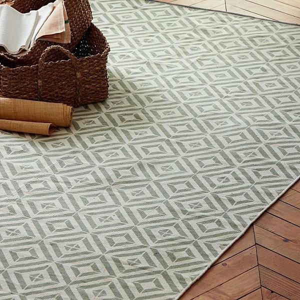 Möbel und Dekoideen fliesen muster teppich abstrakte kunst geometrisch