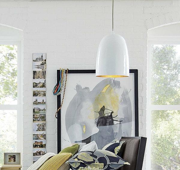 Möbel und Dekoideen hängelampe weiß