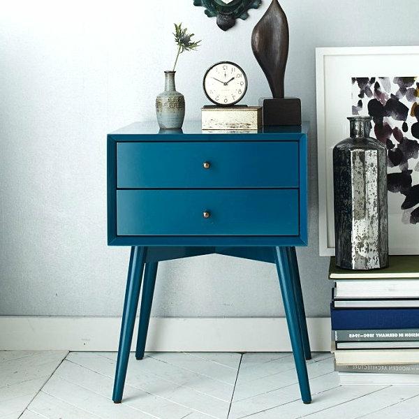 Möbel und Dekoideen modern nachttisch interessant