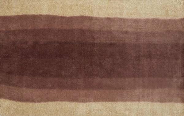 Möbel und Dekoideen ombre wolle teppich