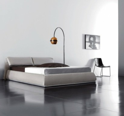 minimalistisches schlafzimmer m belideen. Black Bedroom Furniture Sets. Home Design Ideas