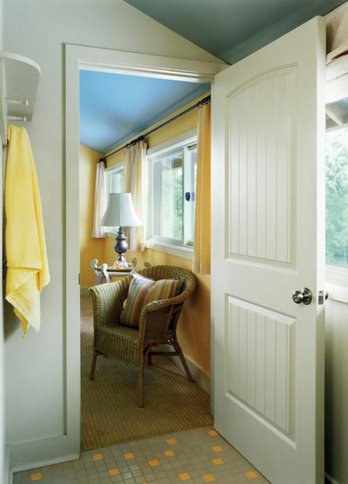 Neue Einrichtungsideen für die Zimmertüren badezimmer