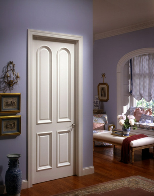 Neue Einrichtungsideen für die Zimmertüren ornament