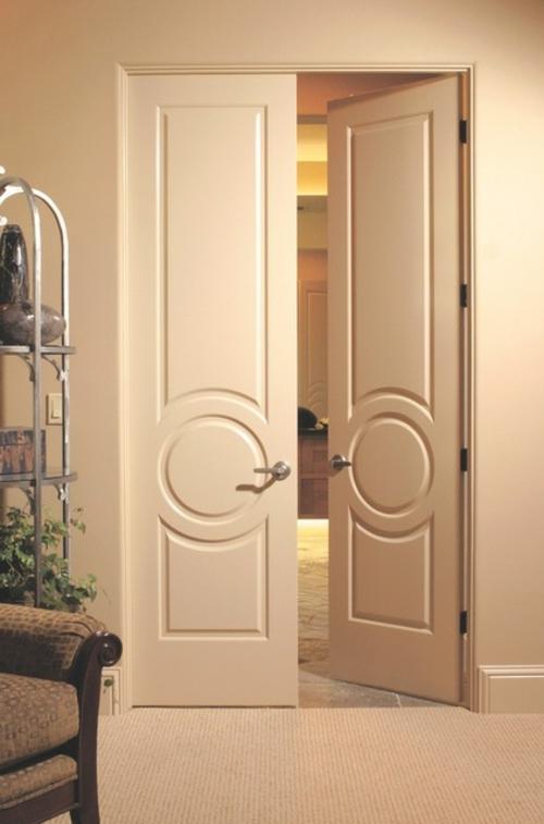 Neue Einrichtungsideen für die Zimmertüren schnitzerei