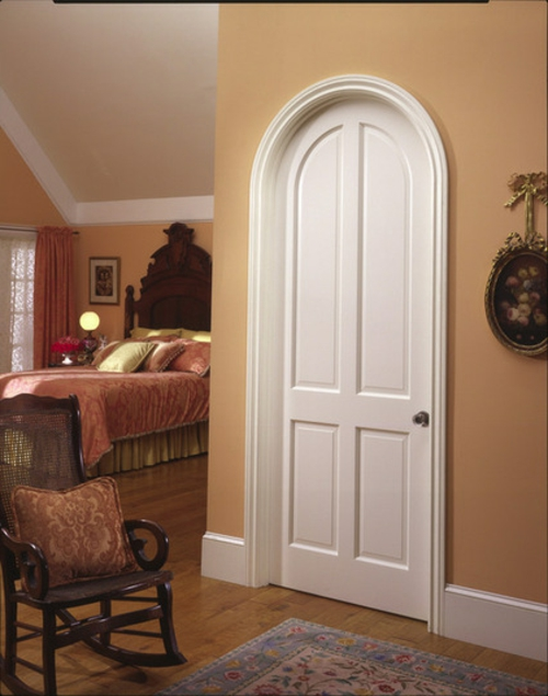 Neue Einrichtungsideen für die Zimmertüren vintage weiß