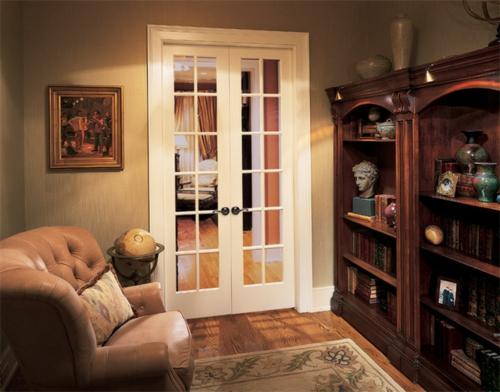 Einrichtungsideen für die Zimmertüren wohnzimmer