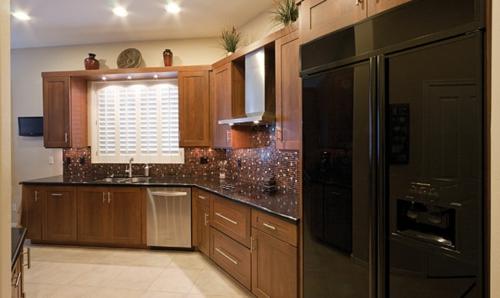 Praktische Einrichtungsideen  Küchen mosaik küchenrückwand
