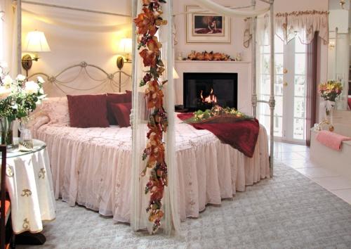 20 Ideen für mehr Romantik im Schlafzimmer zum Valentinstag