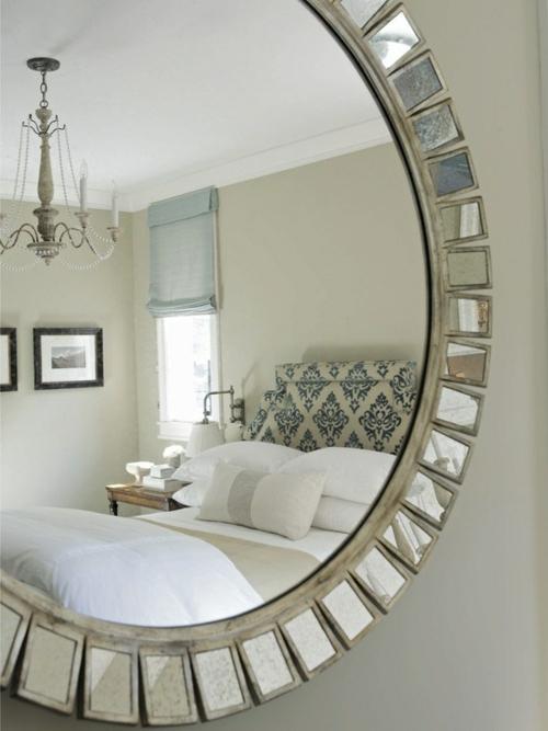 Romantik Schlafzimmer zum Valentinstag kronleuchter