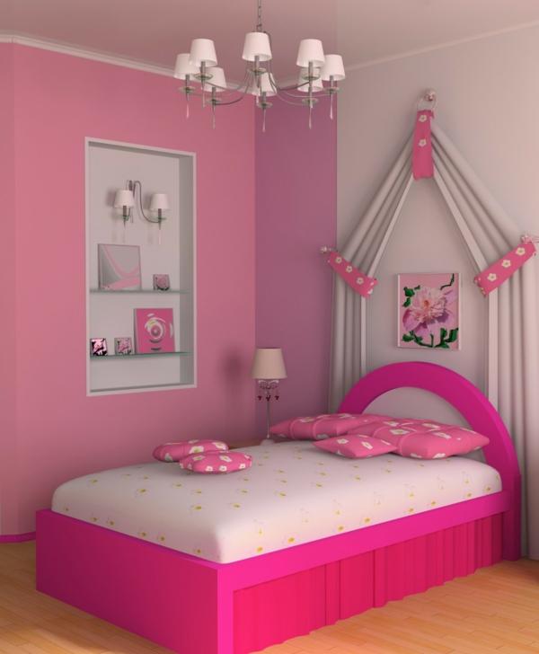 maedchenzimmer 1. kinderzimmer rosa inspiration isle of dogs ... - Gestalten Rosa Kinderzimmer Kleine Prinzessin