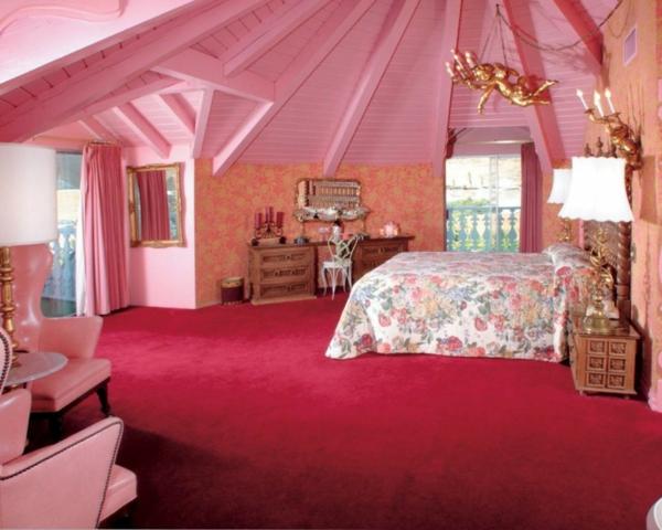 rosa kinderzimmer gestalten ruhe und sanftheit ausstrahlen. Black Bedroom Furniture Sets. Home Design Ideas