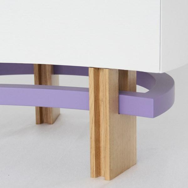 Sideboards kleiderschrank Kommoden lila
