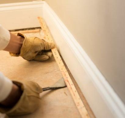 Wie Kann Man Den Teppichboden Entfernen Diy Projekt
