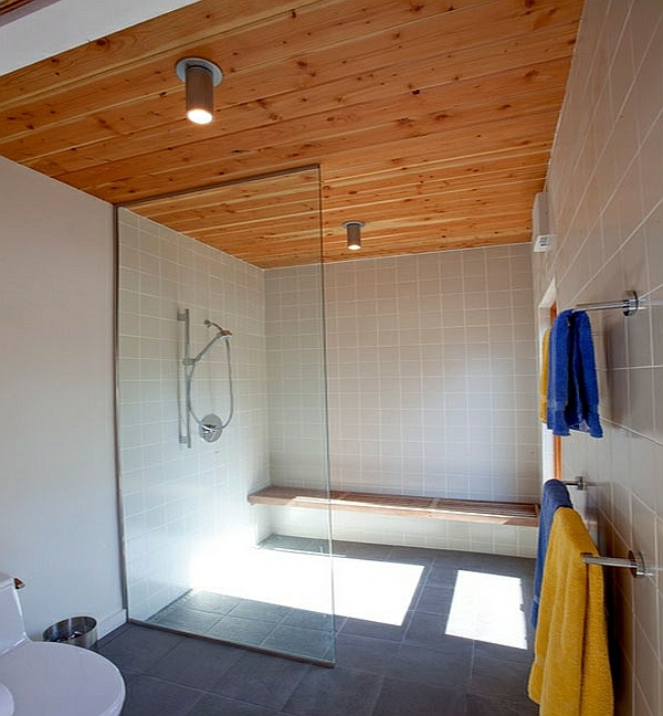 Umweltfreundliche architektur und deckengestaltung for Deckengestaltung badezimmer rigips