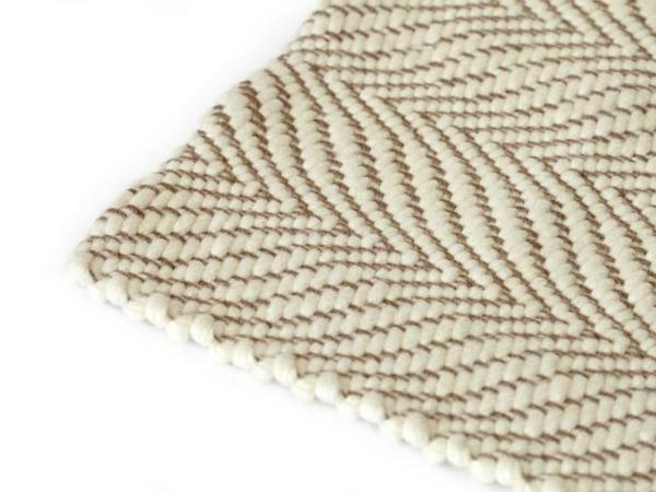 Weiche Teppiche fürs Wohnzimmer boden beige braun