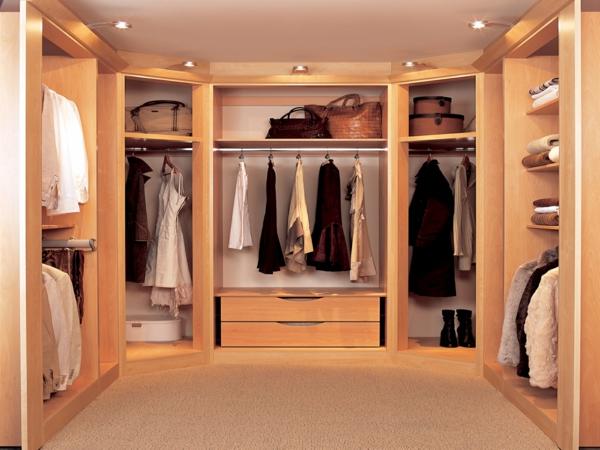 begehbarer kleiderschrank moderne l sungen f r ihre garderobe. Black Bedroom Furniture Sets. Home Design Ideas