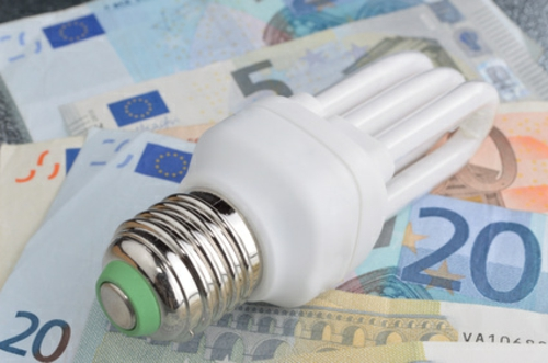 beleuchtung Energiesparlampe Euro