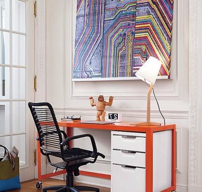 computertisch design 12 tolle ideen f r ihren. Black Bedroom Furniture Sets. Home Design Ideas