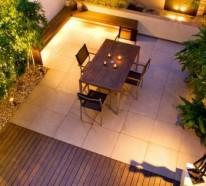Wie Sie Ihre Dachterrasse gestalten