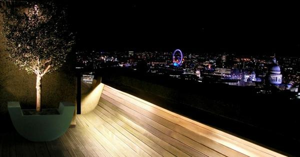Wie Sie Ihre Dachterrasse Gestalten - 13 Coole Designs Und Ideen Terrasse Gestalten Olivenbaum