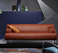 Designer couch leder  Designer Couch von Leolux - eine einzigartige, schicke Kollektion