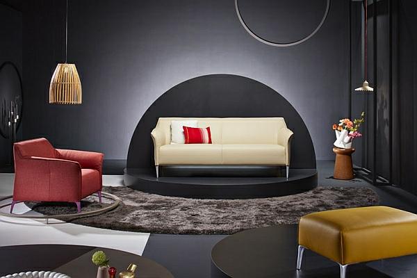 Designer couch rund  Designer Couch von Leolux - eine einzigartige, schicke Kollektion