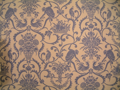 die richtigen tapeten muster braun nuancen interessant - Muster Tapeten