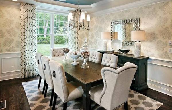 Polsterstühle Esszimmer ist perfekt stil für ihr wohnideen