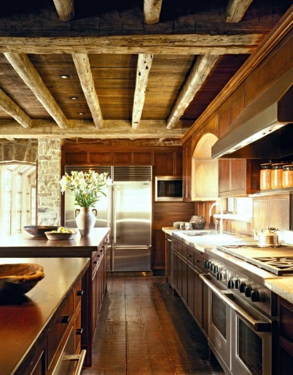 Küche Landhausstil Modern mit schöne design für ihr haus ideen