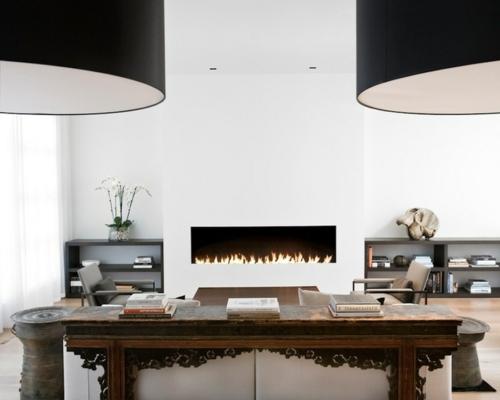 Ethanol-Kamin 10 wundervolle Designs in minimalistischem Look