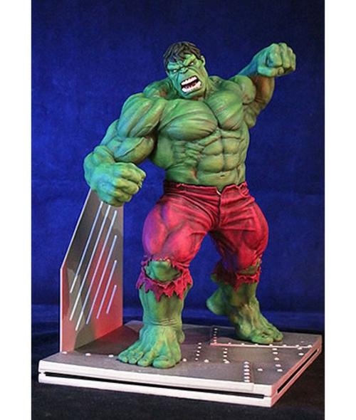 fantastische Bücherstützen hulk super held hero