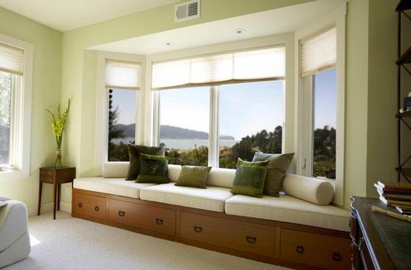 Fensternische Ideen für mehr Gemütlichkeit zu Hause