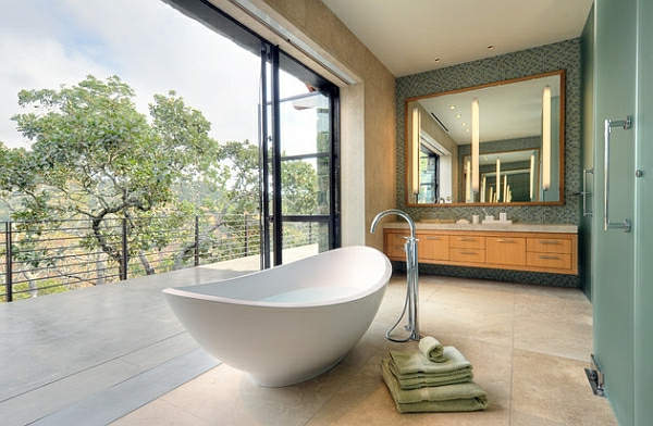 emejing freistehende badewanne einrichten modern contemporary
