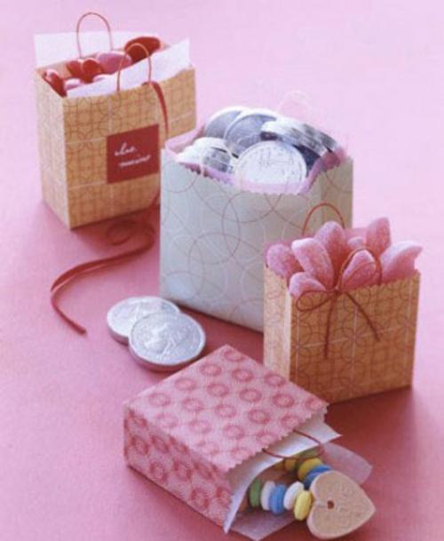 frische DIY Ideen zum Valentinstag tüten