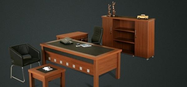 günstige Schreibtische fürs Büro ausstattung holz kompakt