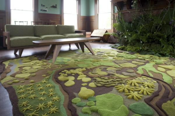 Gemusterte Teppiche Finden Sie Das Perfekte Design F 252 R