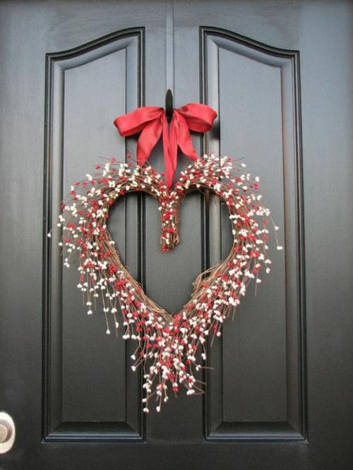 Herz Dekoration Zum Valentinstag 30 Tolle Dekoideen F 252 R