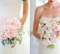 Hochzeitsblumen – wählen Sie die schönsten Blumen für Ihren Brautstrauß