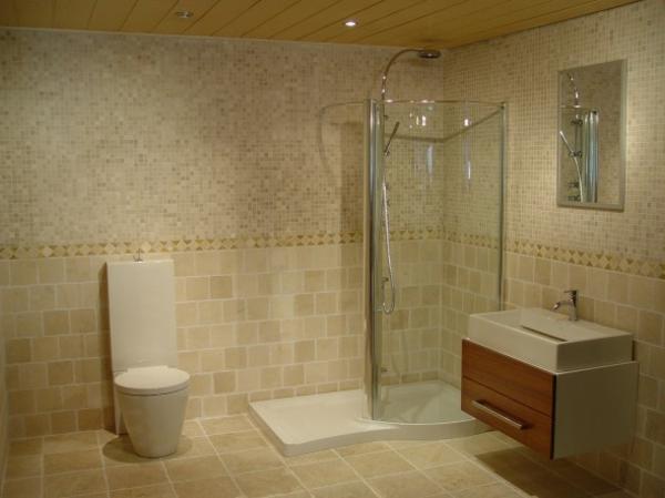 hygiene im bad waschkommode schublade eckduschkabine