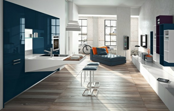 Die Snaidero Küchen U2013 25 Italienische Küchen Designs Im Modernen, Möbel