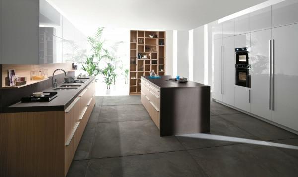 küchenmöbel schranksystem hochglanz weiß