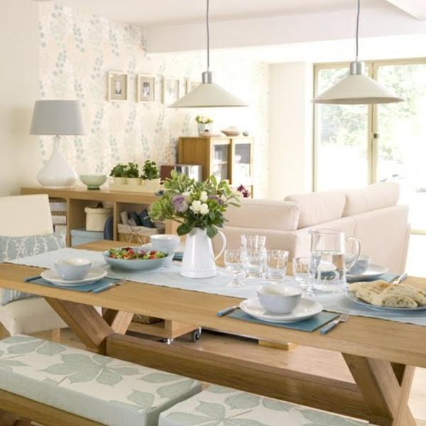 küche design esstisch stühle sitbank küchenbank tee