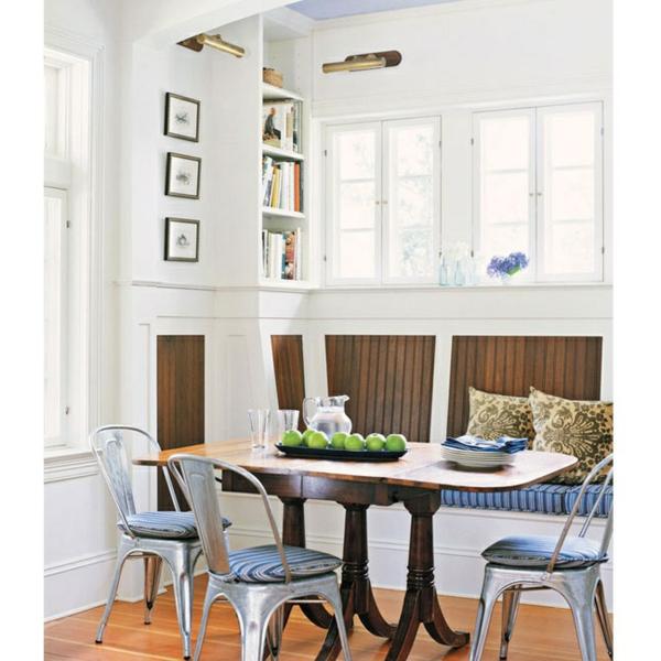 küche design esstisch stühle sitbank küchenbank