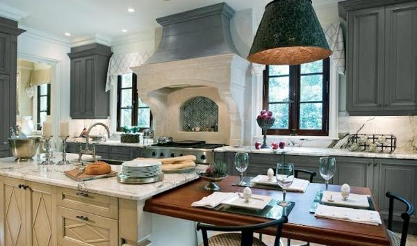 küchen designs schranksystem holz grau weiß