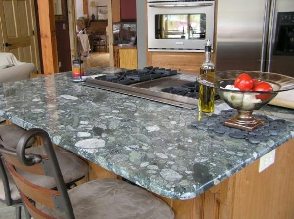 küchentrends 2014 küchenarbeitsplatte granit flecken