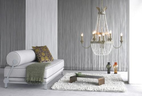 luxusinterieur kristallkronleuchter