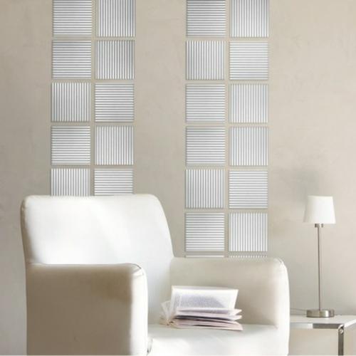 luxus interieur wohnzimmer weiß minimalistisch